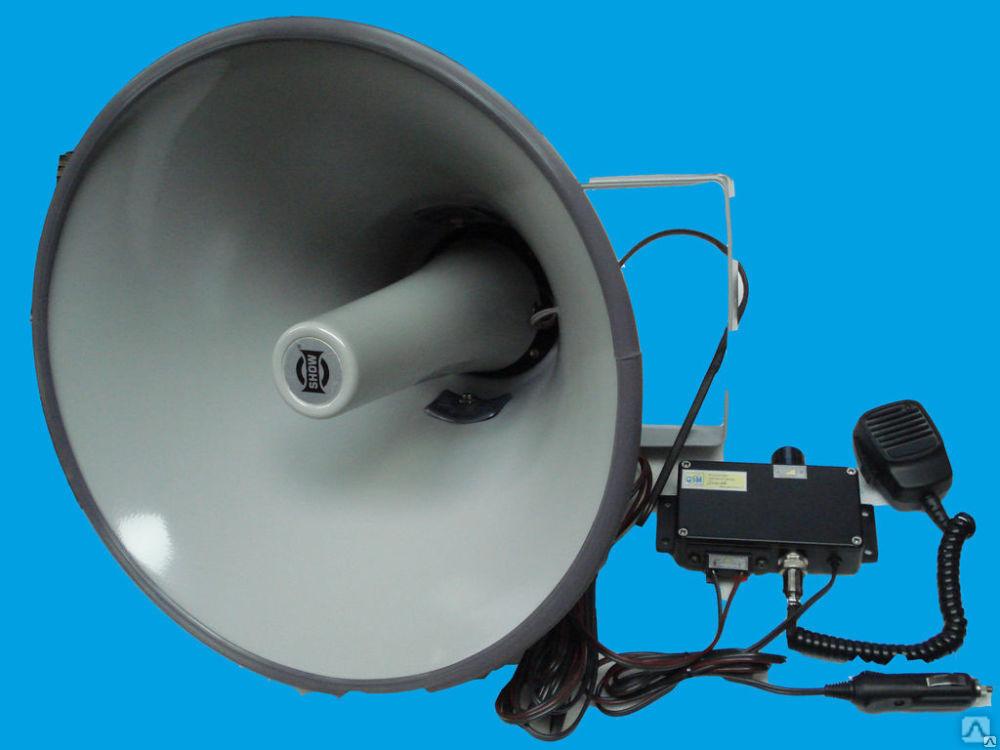 Громкоговорящий прибор