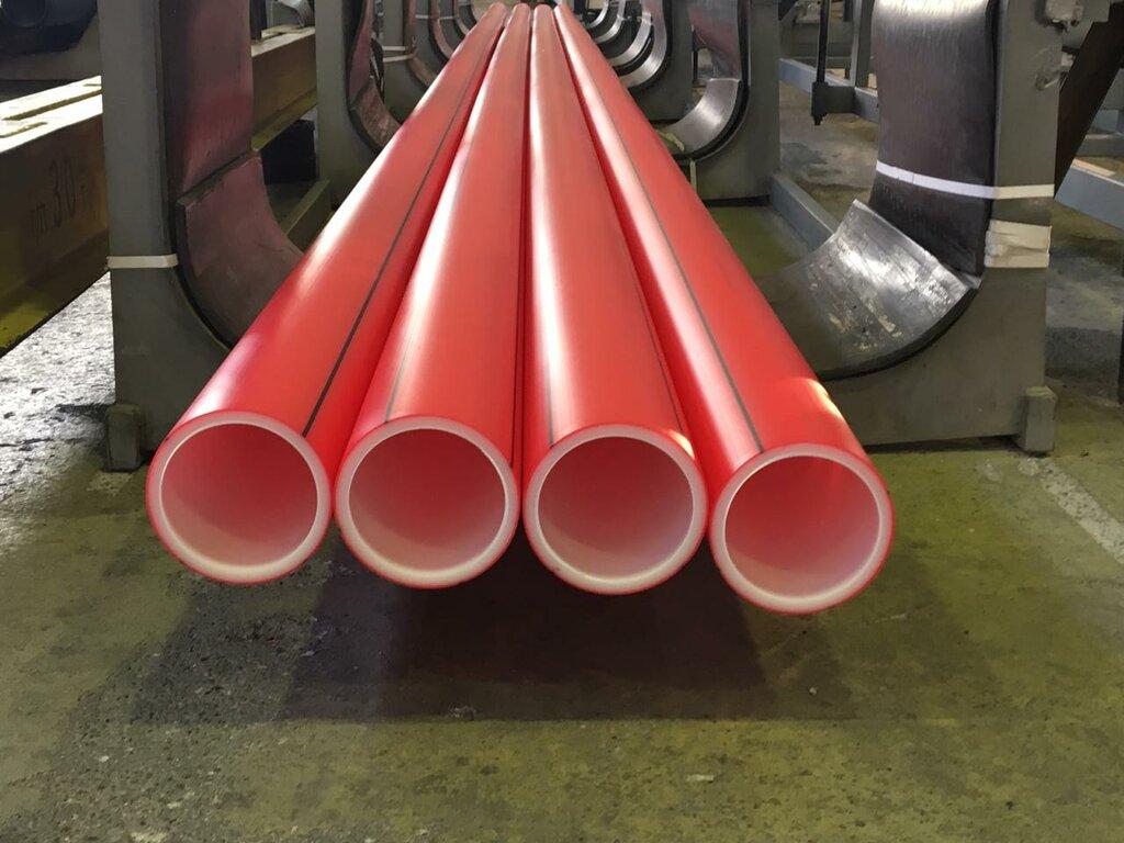 Пожаростойкие полимерные трубы