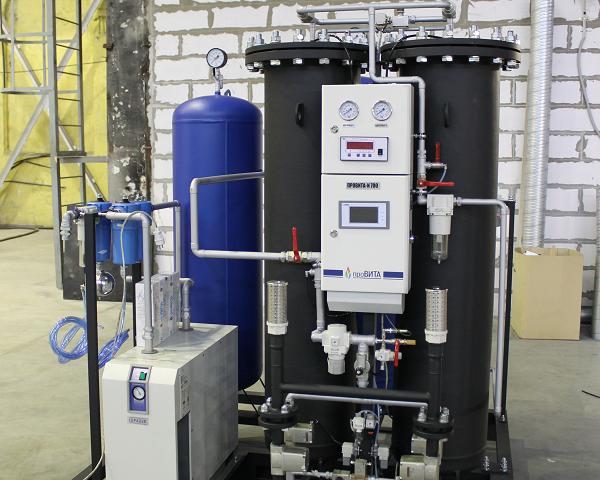 Адсорбционные генераторы азота