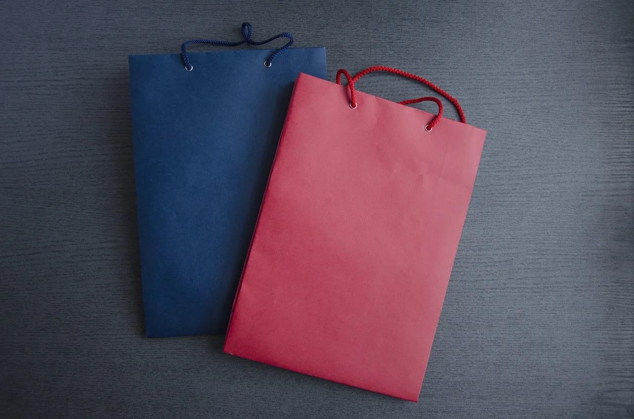 Преимущества использования бумажных пакетов