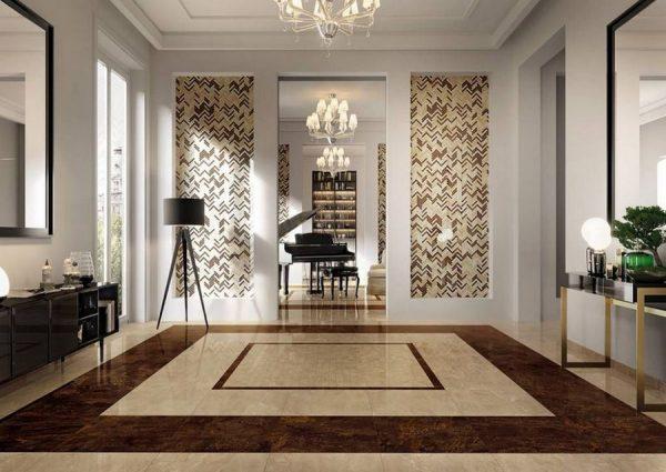 История происхождения керамической плитки и какую лучше выбрать