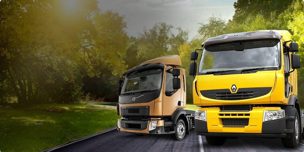Купить запчасти для грузовиков