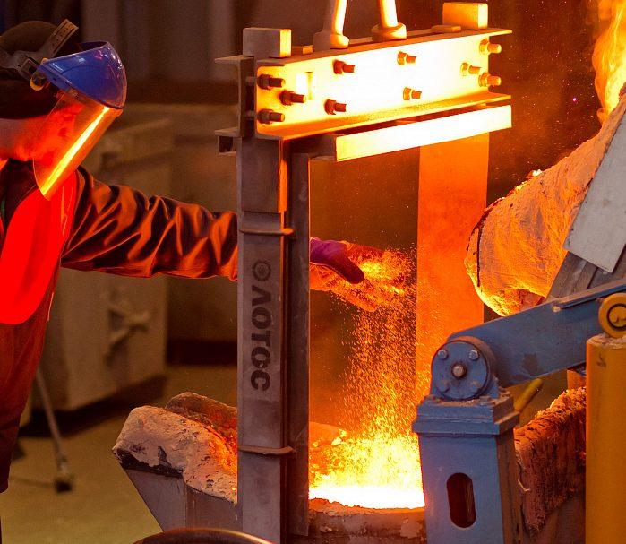 Литейное производство в Ярославле